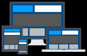 Image of responsive design