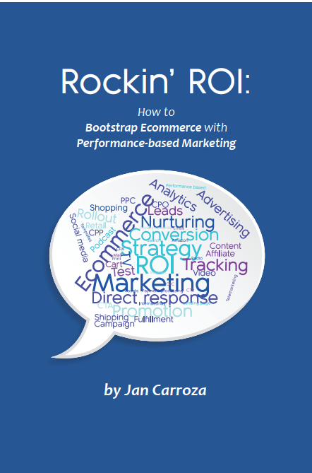"""Image of Rockin"""" ROI: How to Bootstrap Ecommerce with Performance-based Marketing"""